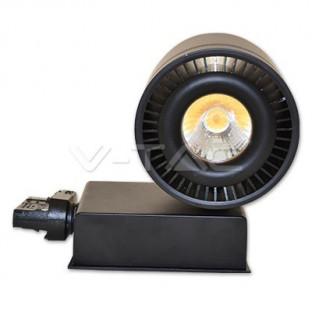 LED Релсов прожектор - 33W,...