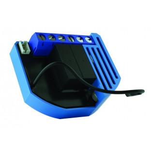 Qubino Flush 2 Реле с електромер (2 * 0.9 kW)