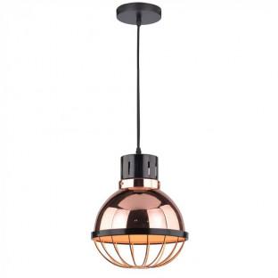 LED Пендел, Кафез, Мед , E27