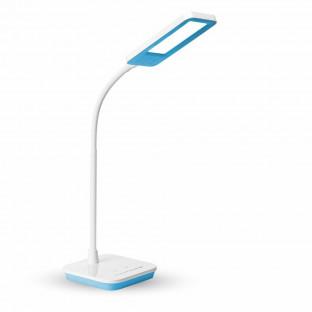 LED Настолна лампа, синя, димираща, 7W