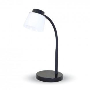 LED Настолна лампа, черна, 5W
