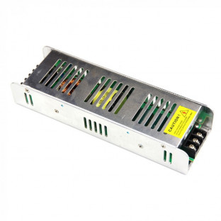 Power Supply - 25W, Slim, 12V, Metal, IP20