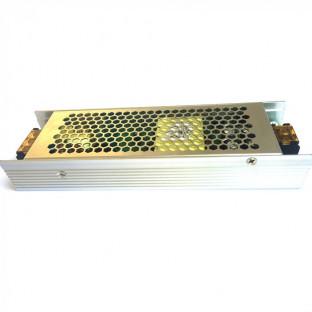 LED Power Supply - 150W, 12V, 12.5A, Metal, Slim