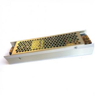 LED Slim Захранване - 120W, 12V, 10A, Метал