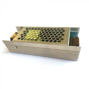 LED Slim Захранване - 75W, 12V, 6A, Метал