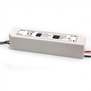 LED Захранване Plastic - 100W, 12V, IP67