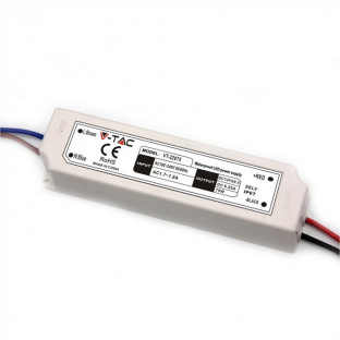 LED Power Supply - 75W, 12V, Plastic, IP67