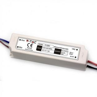 LED Power Supply - 60W, 12V, Plastic, IP67