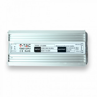 LED Power Supply - 30W, 12V, 2.5A, Metal, Waterproof