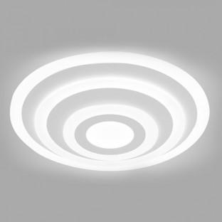 LED Полилей Slim - 85W, 3 ринга, Дневна светлина