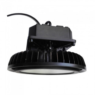 LED Камбана с Meanwell димируем драйвер - 500W, А++, Черно тяло, Бяла светлина