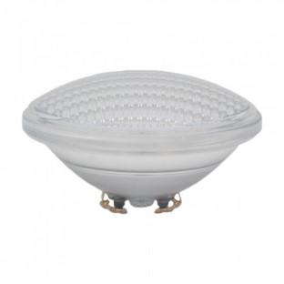 LED Осветител за басейн - 8W, PAR56, Топло бяла светлина