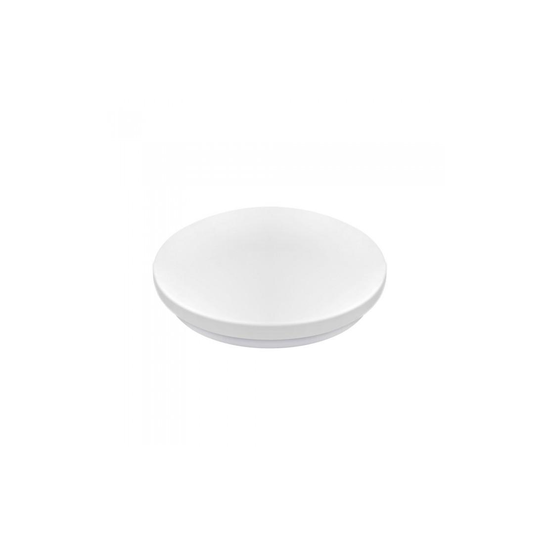 LED Плафониера - 14W, Кръг, Топло бяла светлина