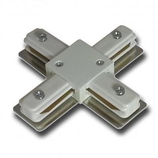 2 X аксесоари за релси - Бял