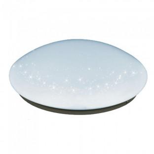 """LED Domelight """"Bling star cover"""" - 8W, White light"""