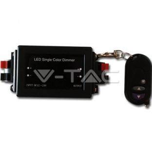 Димер  за LED лента с дистанционно