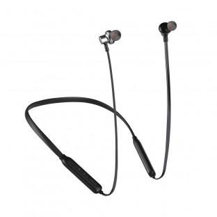 Безжични bluetooth слушалки - 500mAh, черни