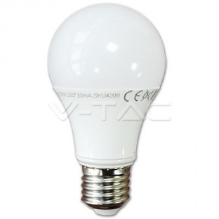 LED Крушка - E27, 10W, A60,...