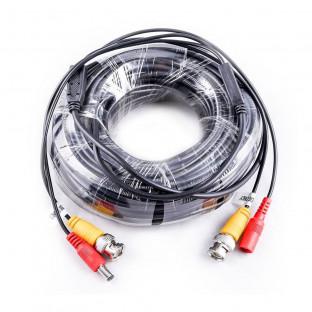 Захранващ и видео кабел -...