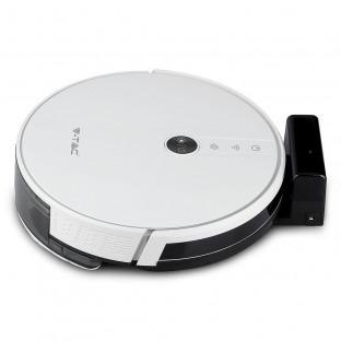 Smart robotic vacuum...