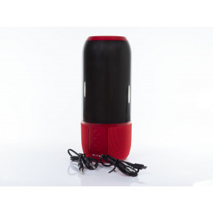 Bluetooth speaker with LED...