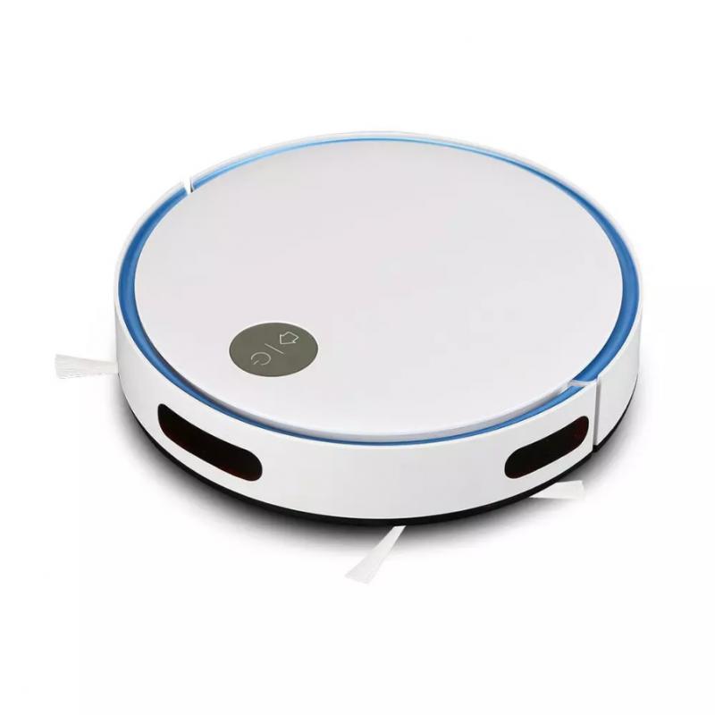 Прахосмукачка робот с дистационно - бяла