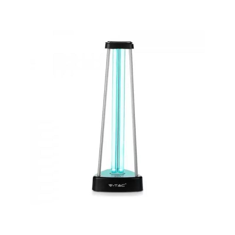 UV-C бактерицидна антивирусна лампа с озон за 60м2 - 38W