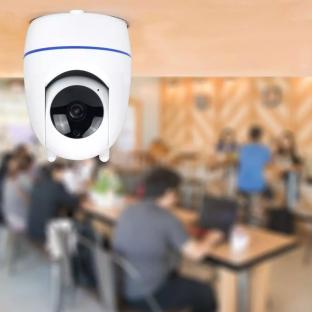 WiFi IP камера - 3MP сензор, авто проследяване - 3