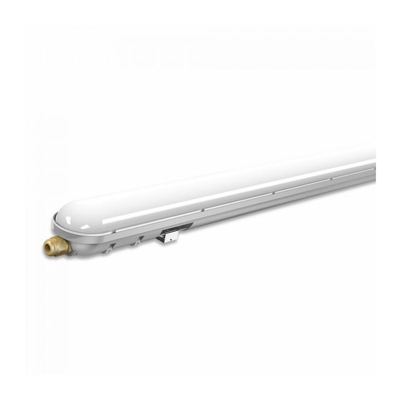 LED влагозащитено тяло - 36W, 120cm, IP65, Бяла светлина