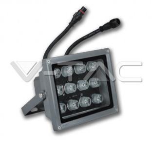 LED Прожектор – 12W, 24V,...