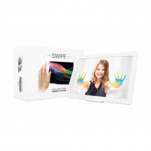 SWIPE Gesture Control (White)
