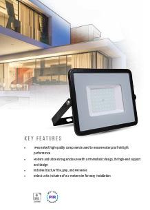 Samsung LED прожектори