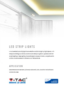 Samsung LED ленти