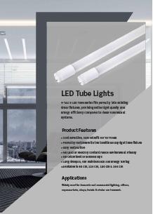 LED тръби