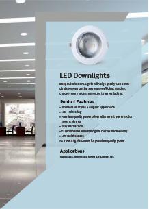 LED лунички