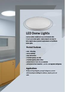 LED плафони
