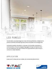 Samsung LED панели