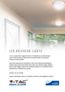 Samsung LED плафони